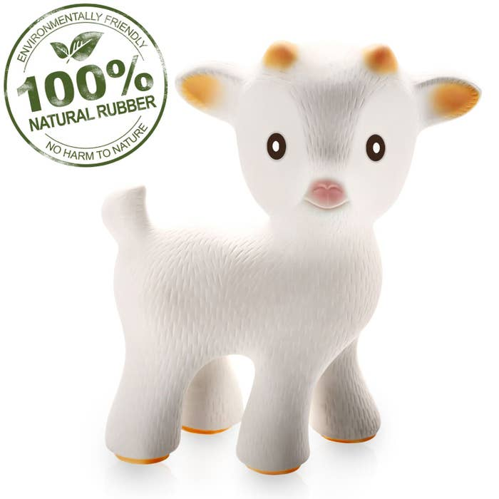 Sola the Goat Teething Toy