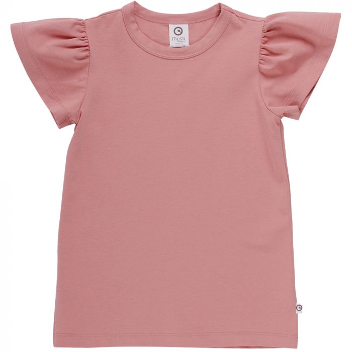 Müsli Cozy Me T-Shirt with Butterfly Sleeves