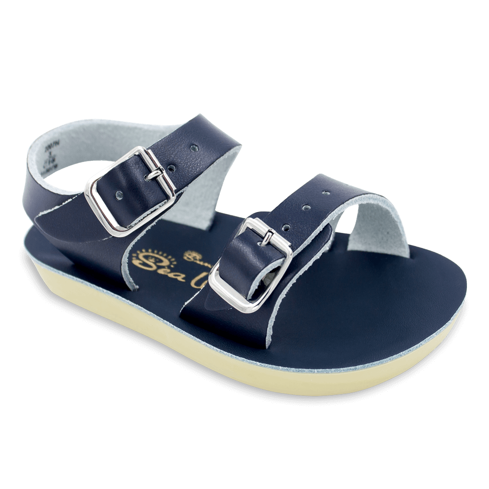 Salt Water Sandals Sea Wee in Navy, 2007