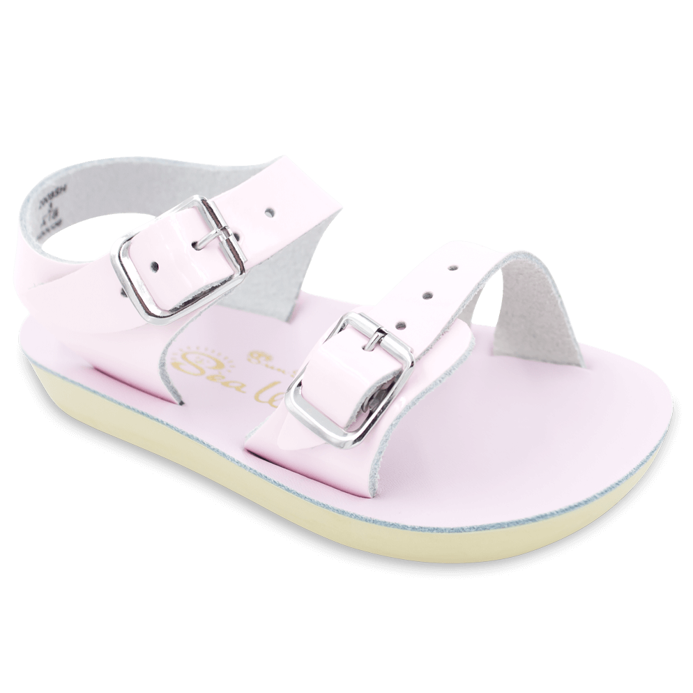 Salt Water Sandals Sea Wee in Shiny Pink, 2008
