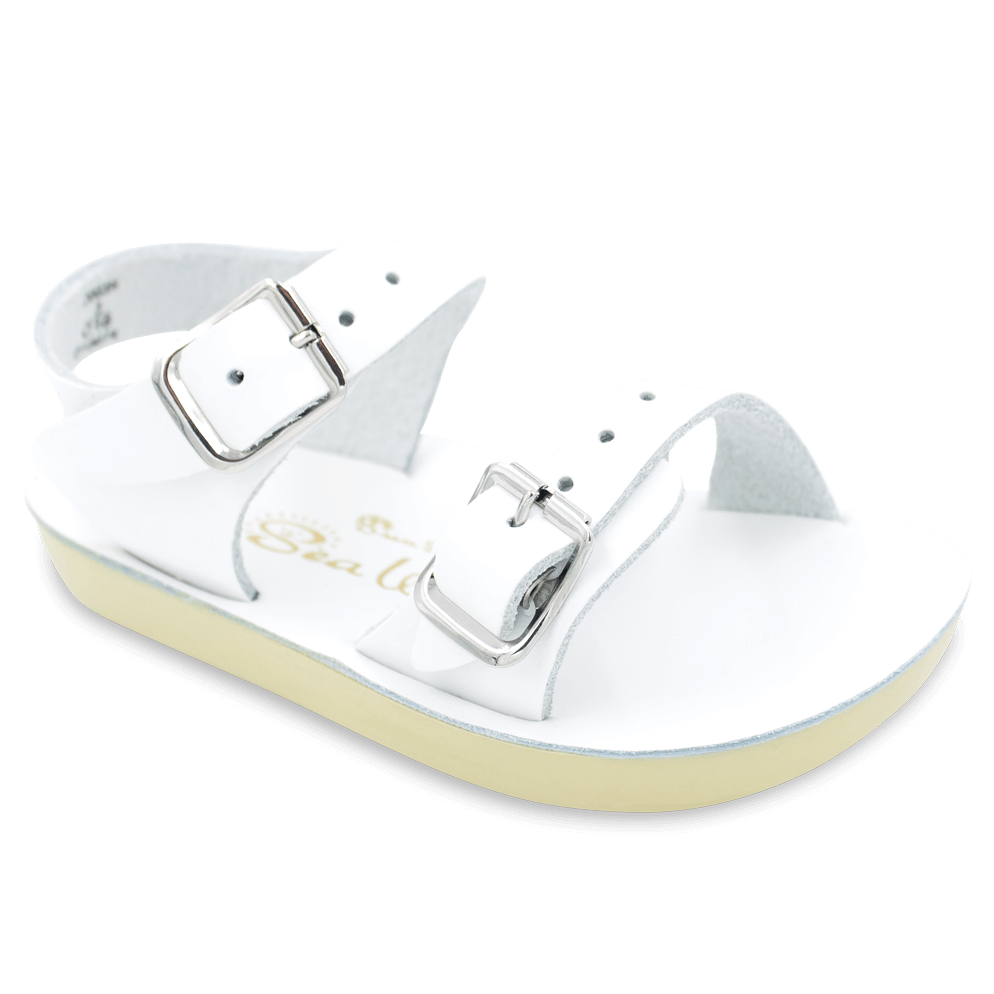 Salt Water Sandals Sea Wee in White, 2003