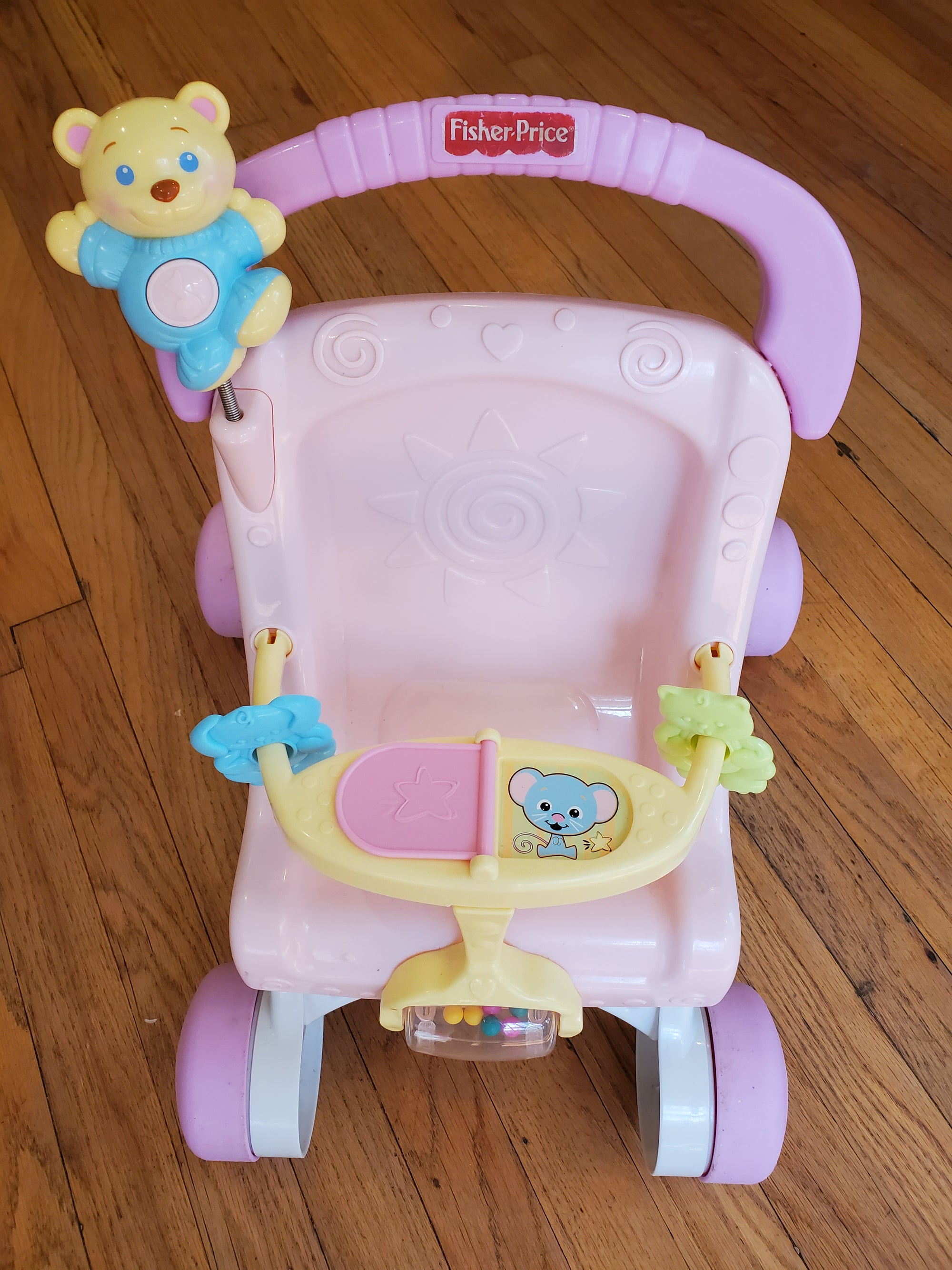 Resale Pretend Play Stroller Toy