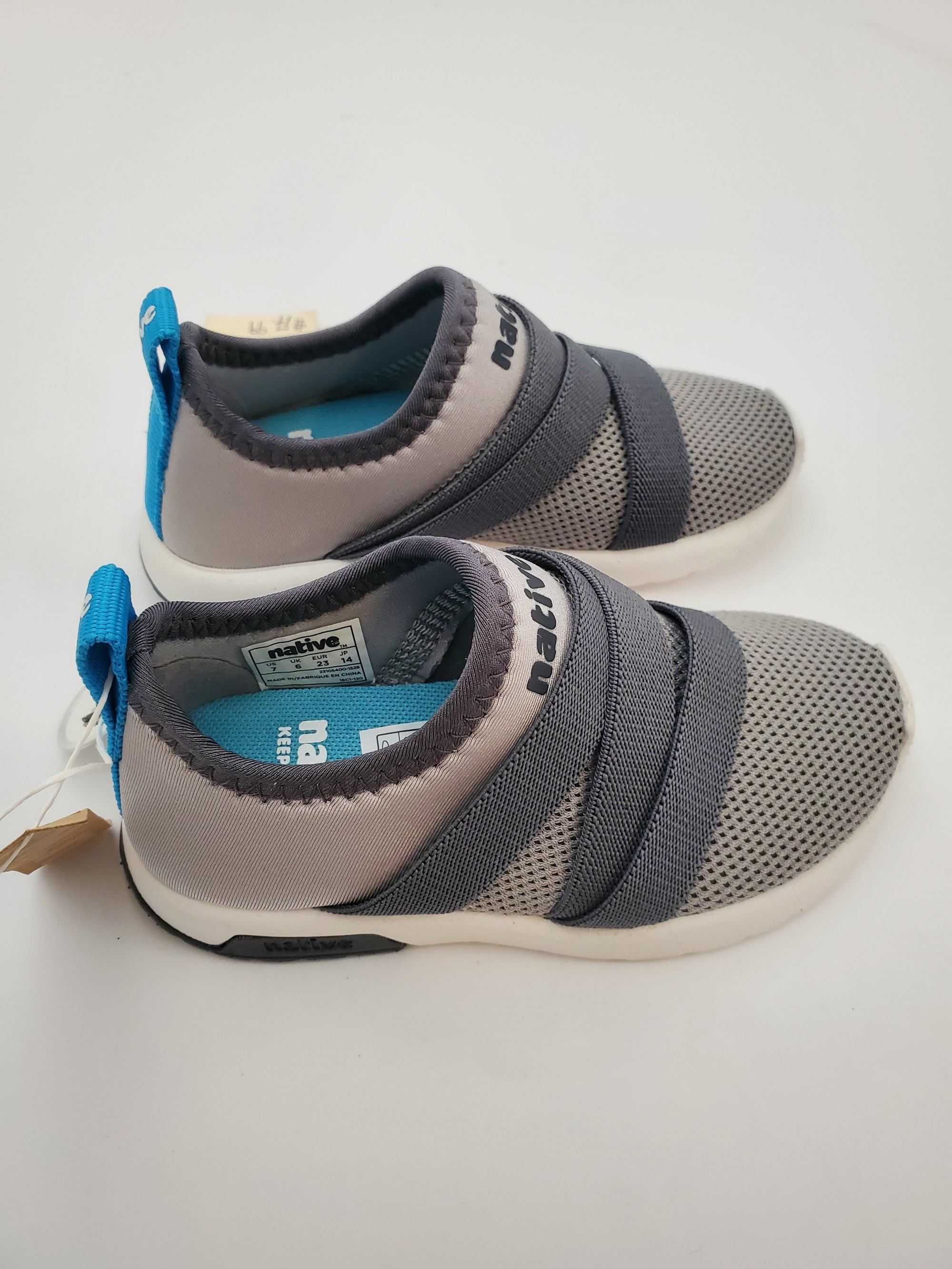 C7 Native Athletic Shoes - Grey