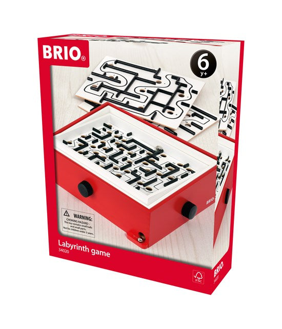 Brio Labyrinth Game and Boards Set