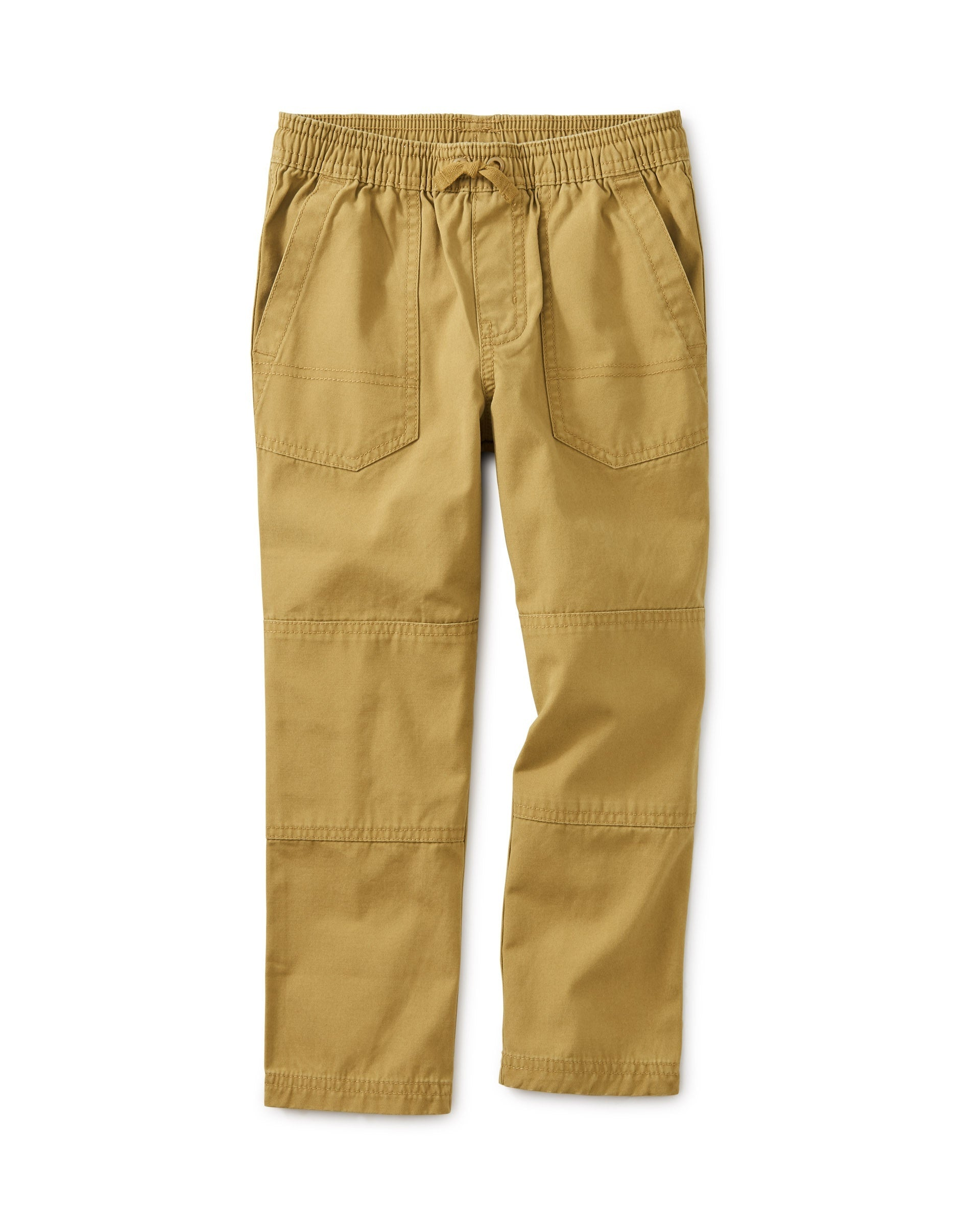 Tea Collection Canvas Explorer Pants - Fennel