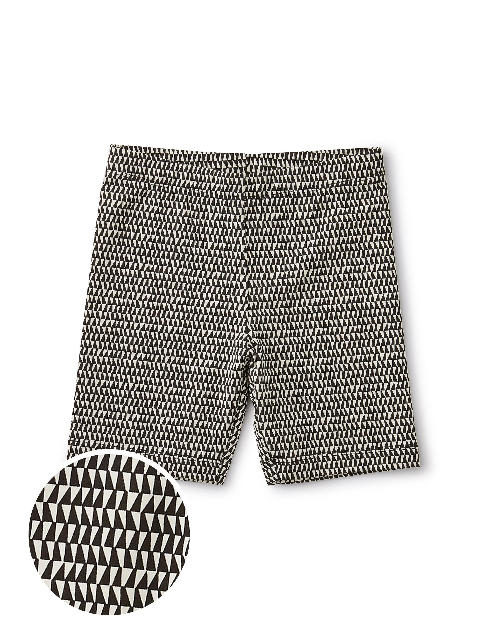 Tea Collection Bike Shorts - Triangle Geo