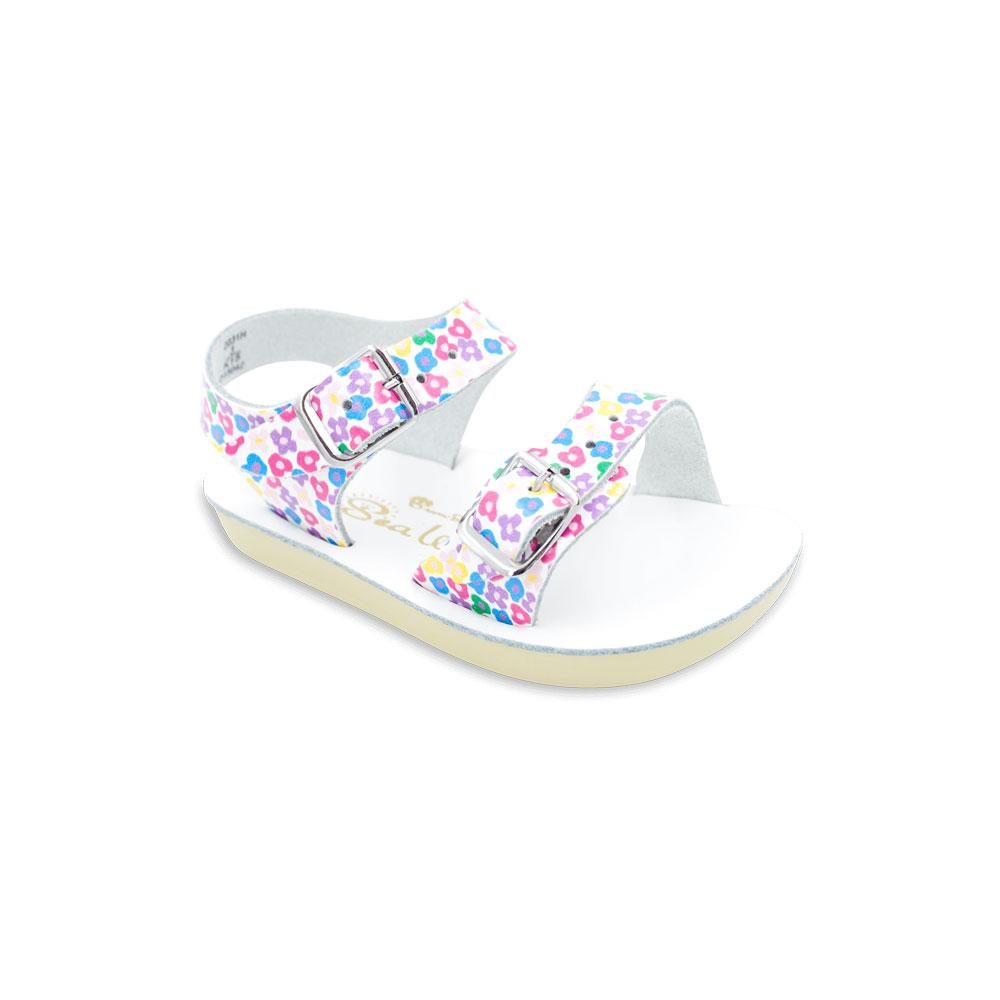Salt Water Sandals Sea Wee in Rosebud, 2041