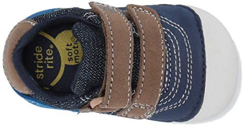 Stride Rite Tate in Navy