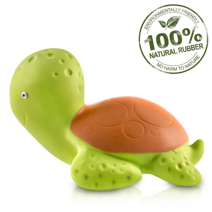 Sea Turtle Bath Toy - Hole Free!