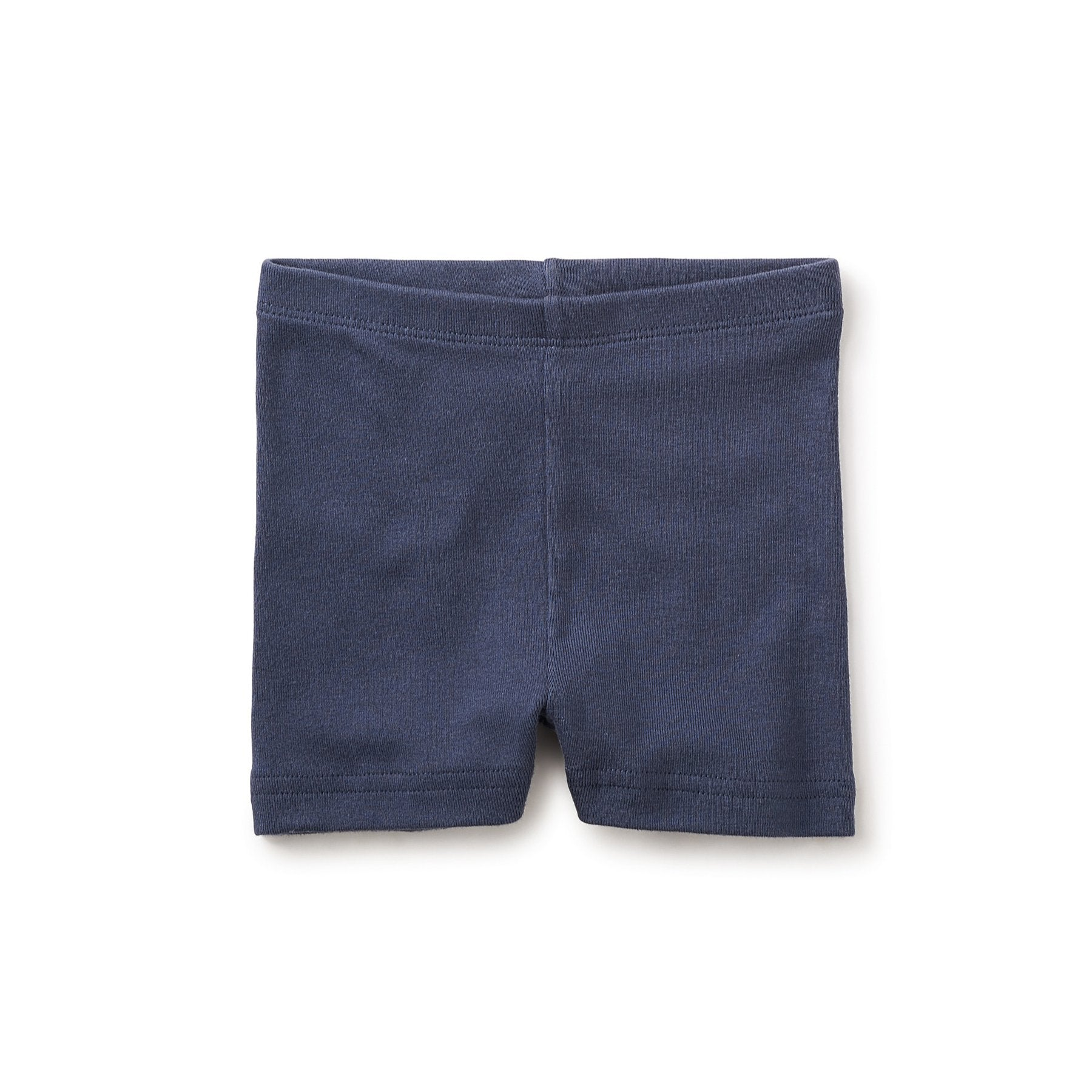 Tea Collection Solid Somersault Shorts - Indigo
