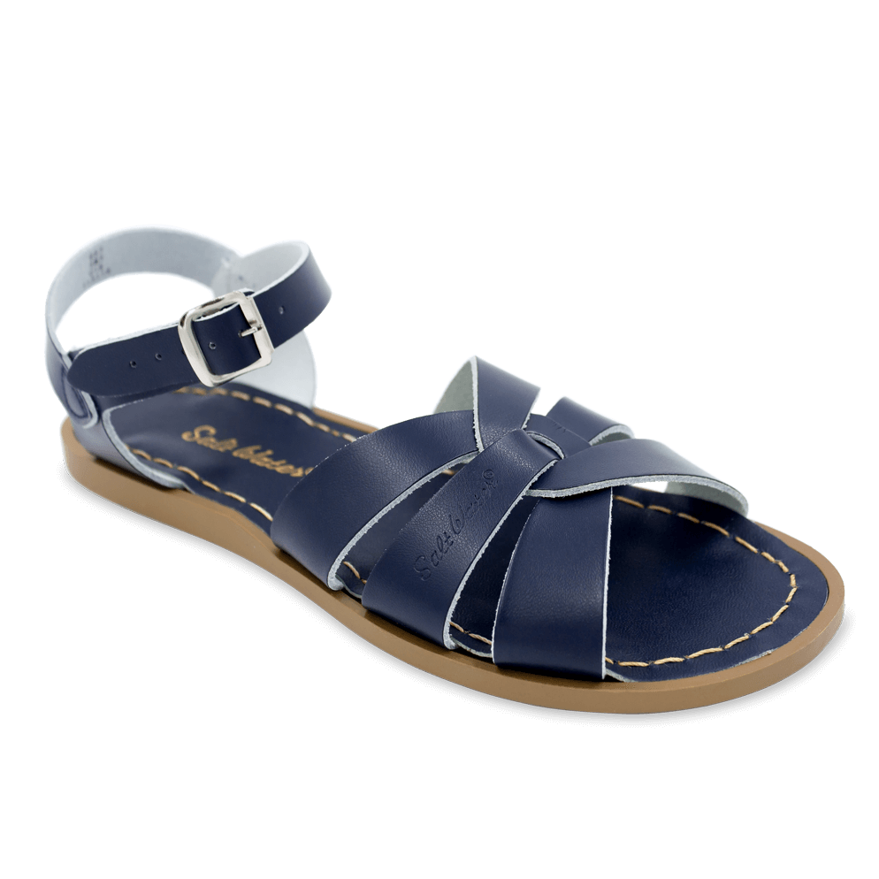 Salt Water Sandals Original in Navy, 887
