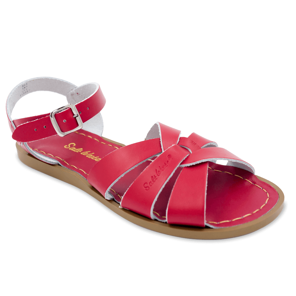 Salt Water Sandals Original in Red, 884