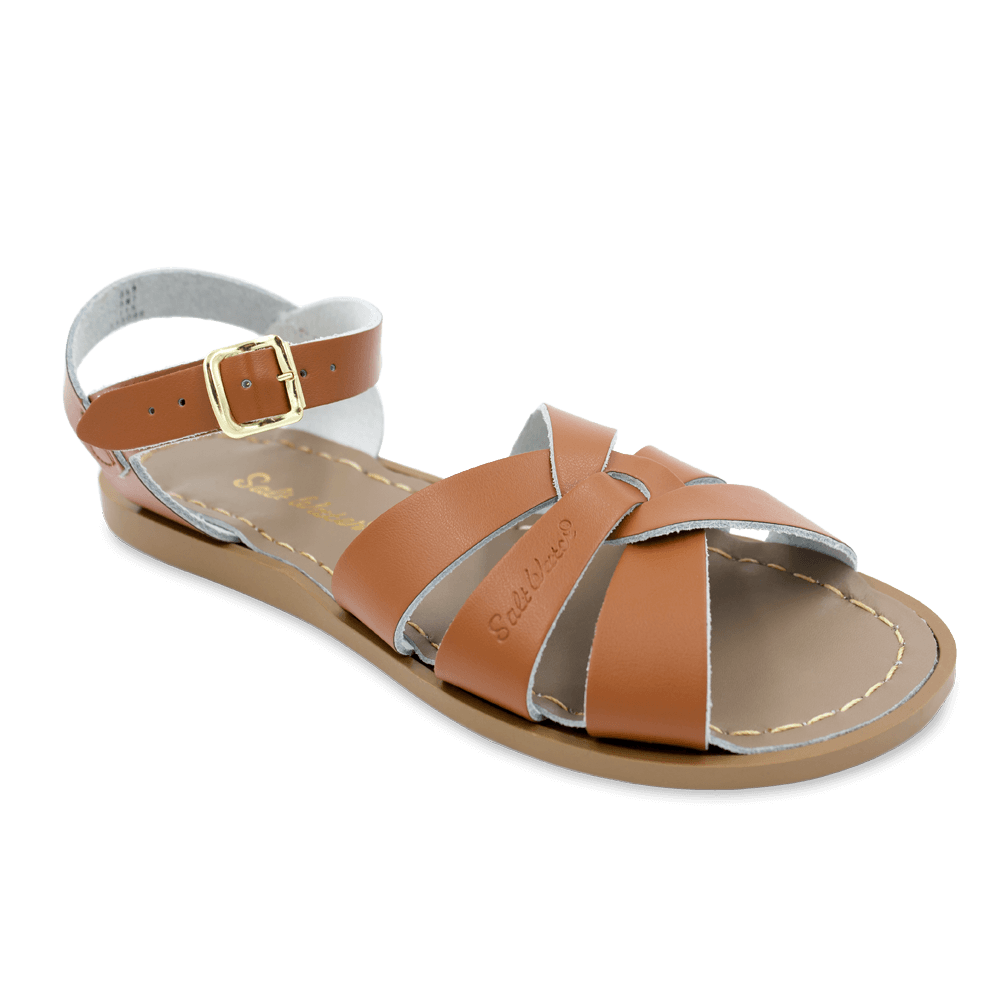 Salt Water Sandals Original in Tan, 885