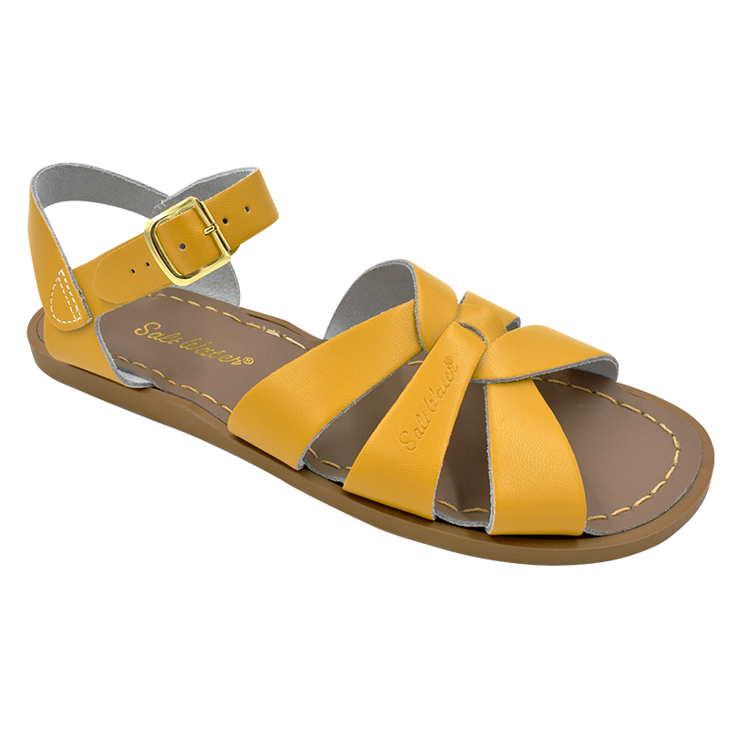 Salt Water Sandals Original in Mustard, 815