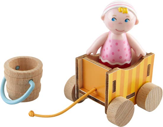 HABA Little Friends Baby Nora Doll