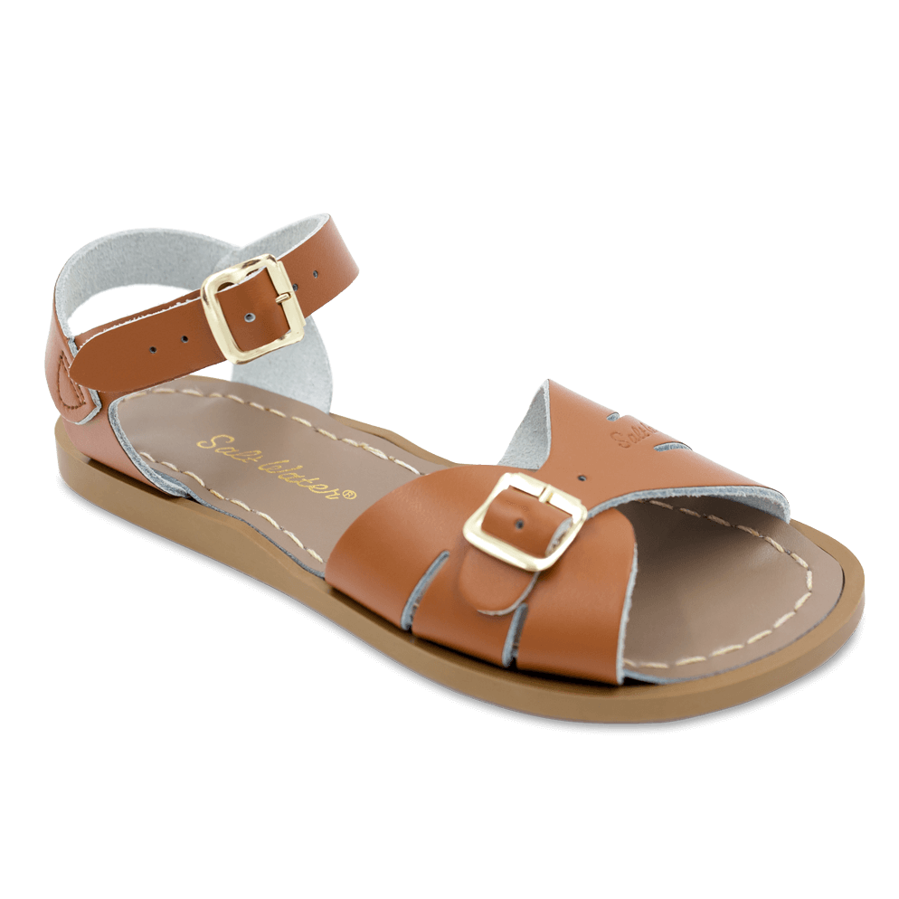 Salt Water Sandals Classic in Tan, 905
