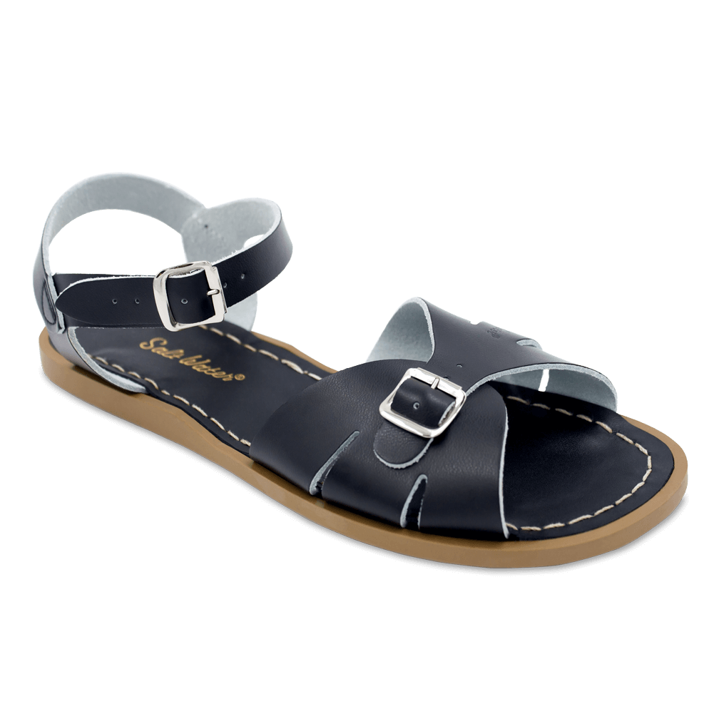 Salt Water Sandals Classic in Black, 906