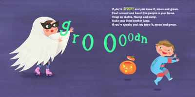 If You're Scary and You Know It! - Board Book