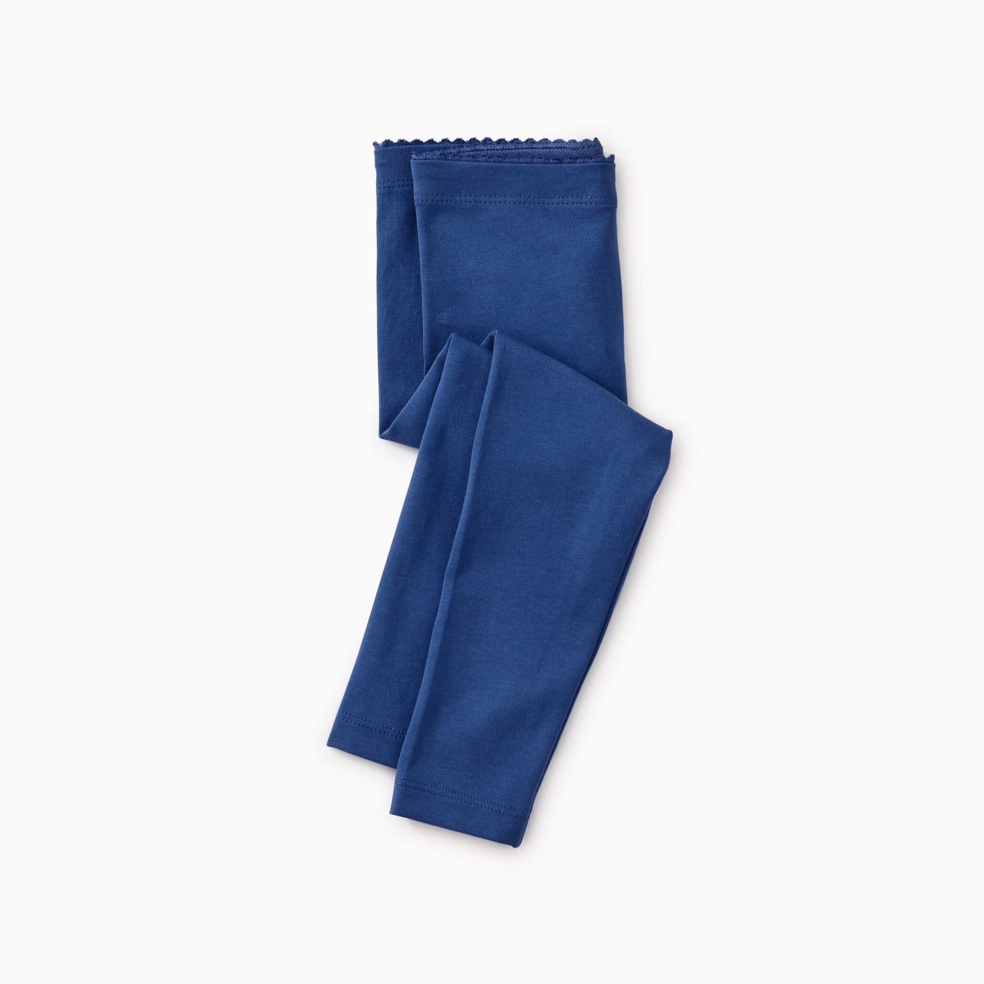 Tea Collection Solid Leggings - Majorelle Blue