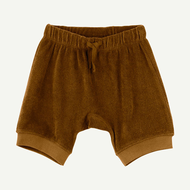 Oliver & Rain Kangaroo Brown Shorts