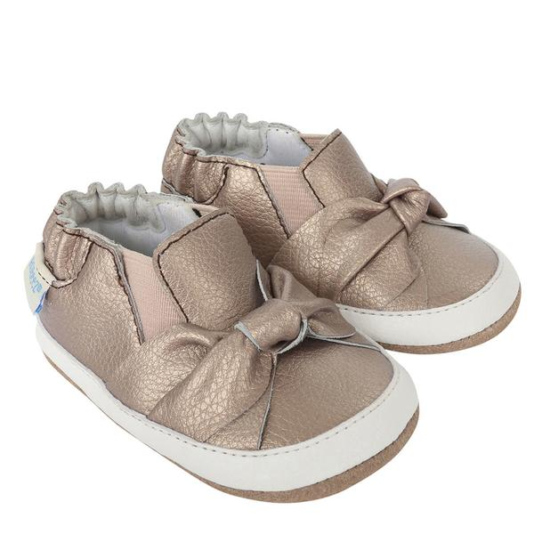 Robeez Bella's Bow Mini Shoez