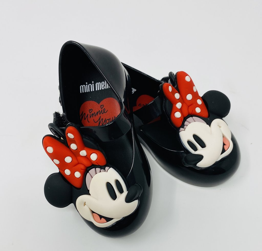 Mini Melissa  Sweet Love + Minnie Black