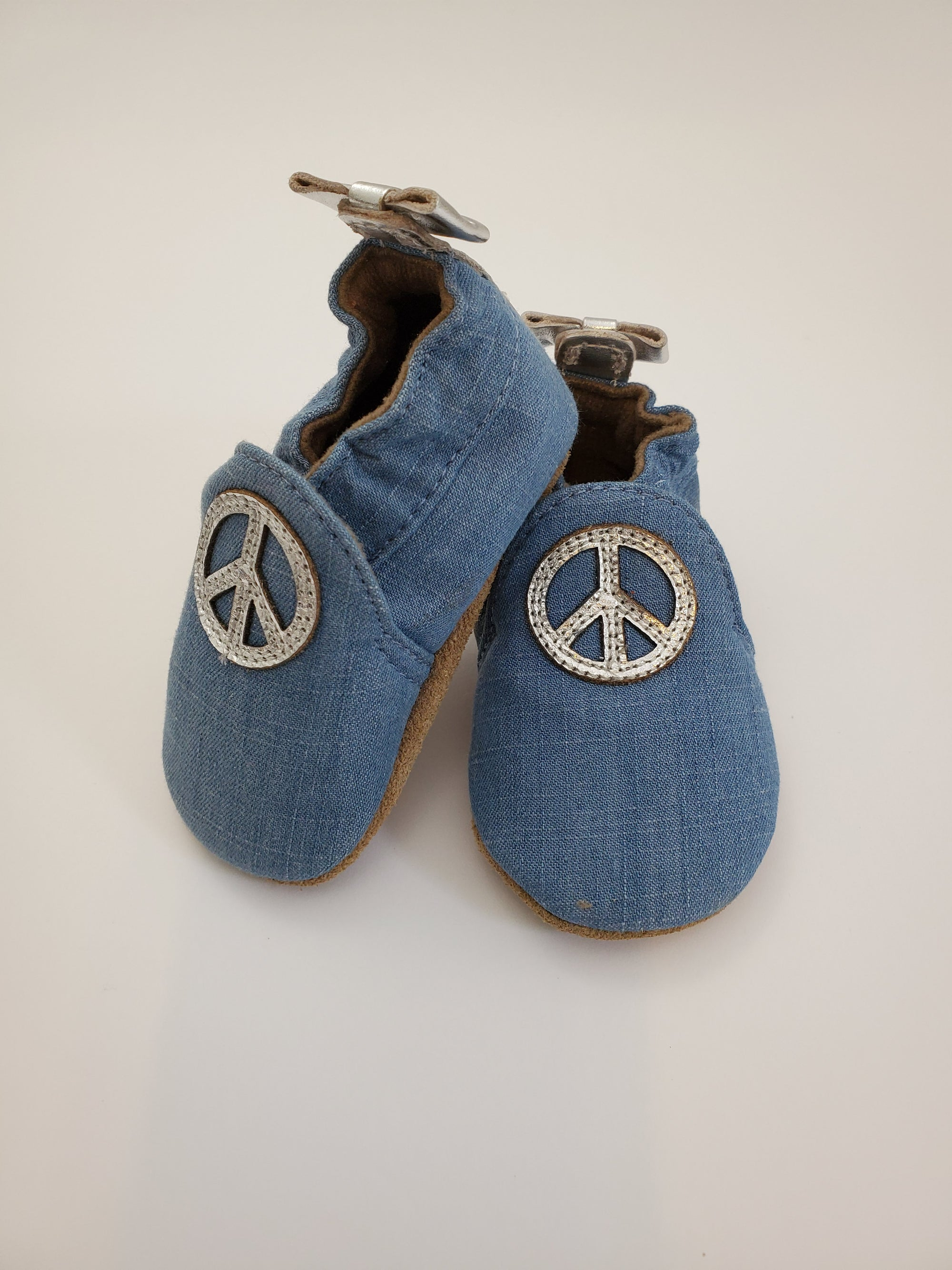 Robeez Soft Soles Peace Out Shoes