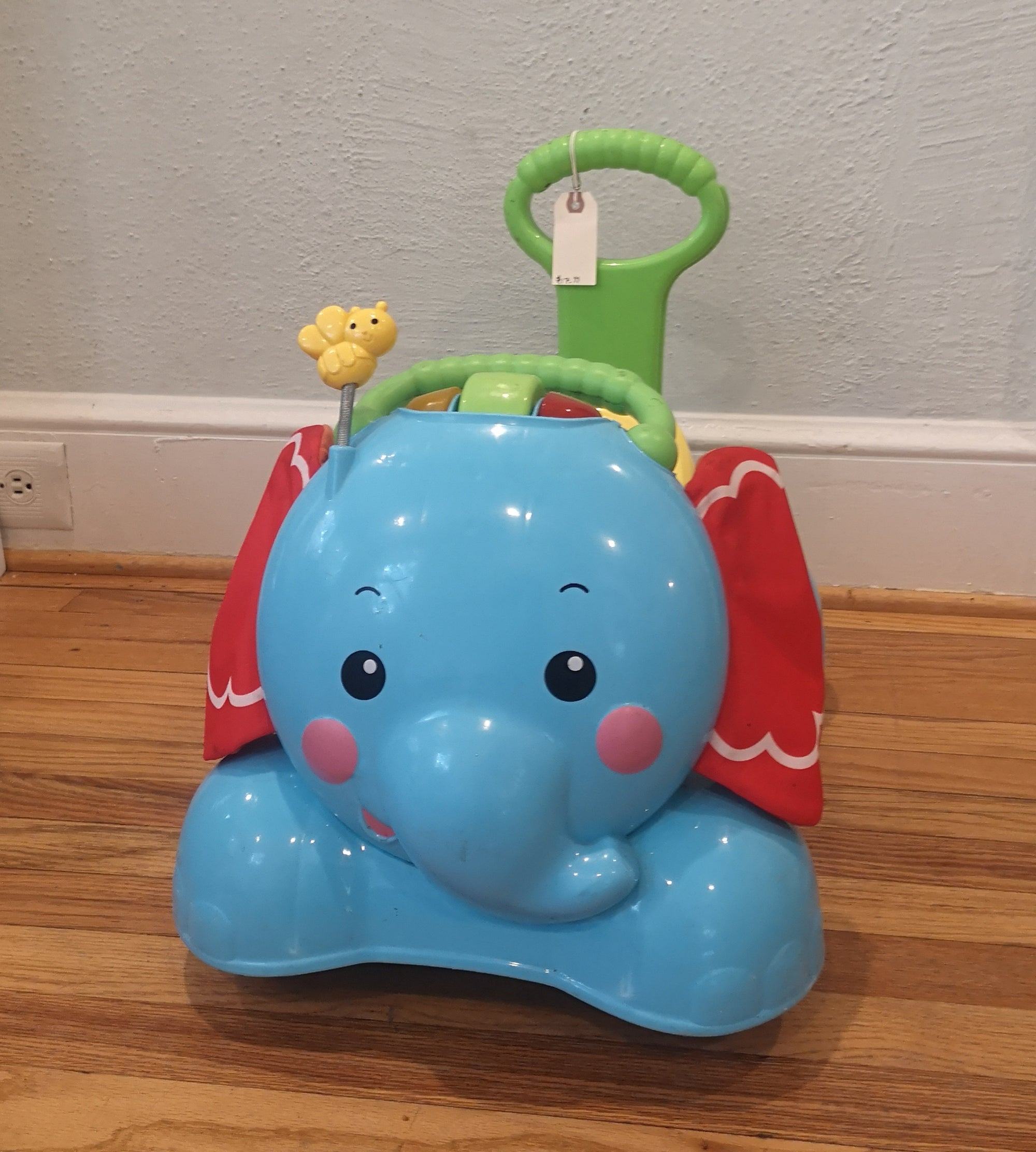 Resale Fisher-Price Elephant Riding Toy