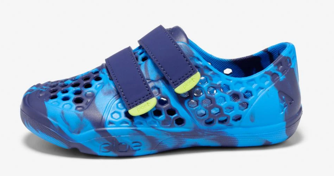 Plae Mimo Hyper Blue Water-Friendly Shoe