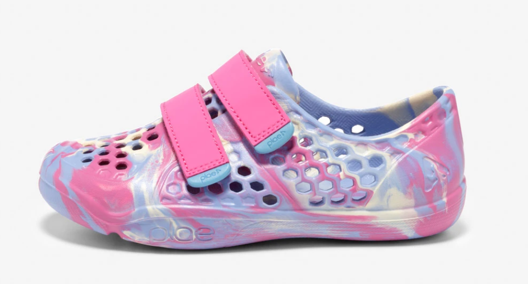 Plae Mimo Neopolitan Swirl Water-Friendly Shoe