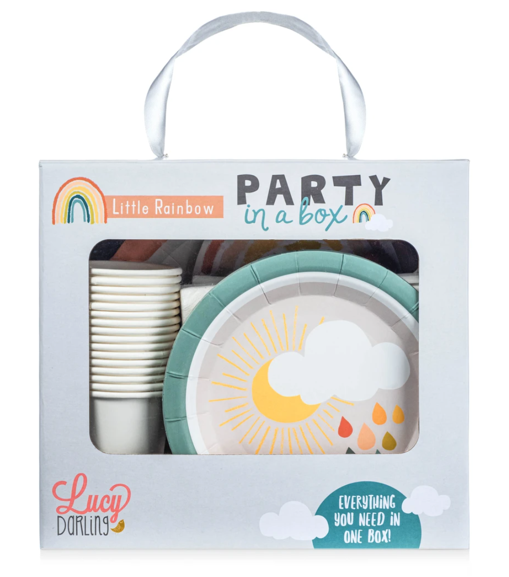 Lucy Darling Little Rainbow - Party in a Box