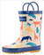 Oakiwear Loop Handle Rubber Rain Boots - Animal Kingdom
