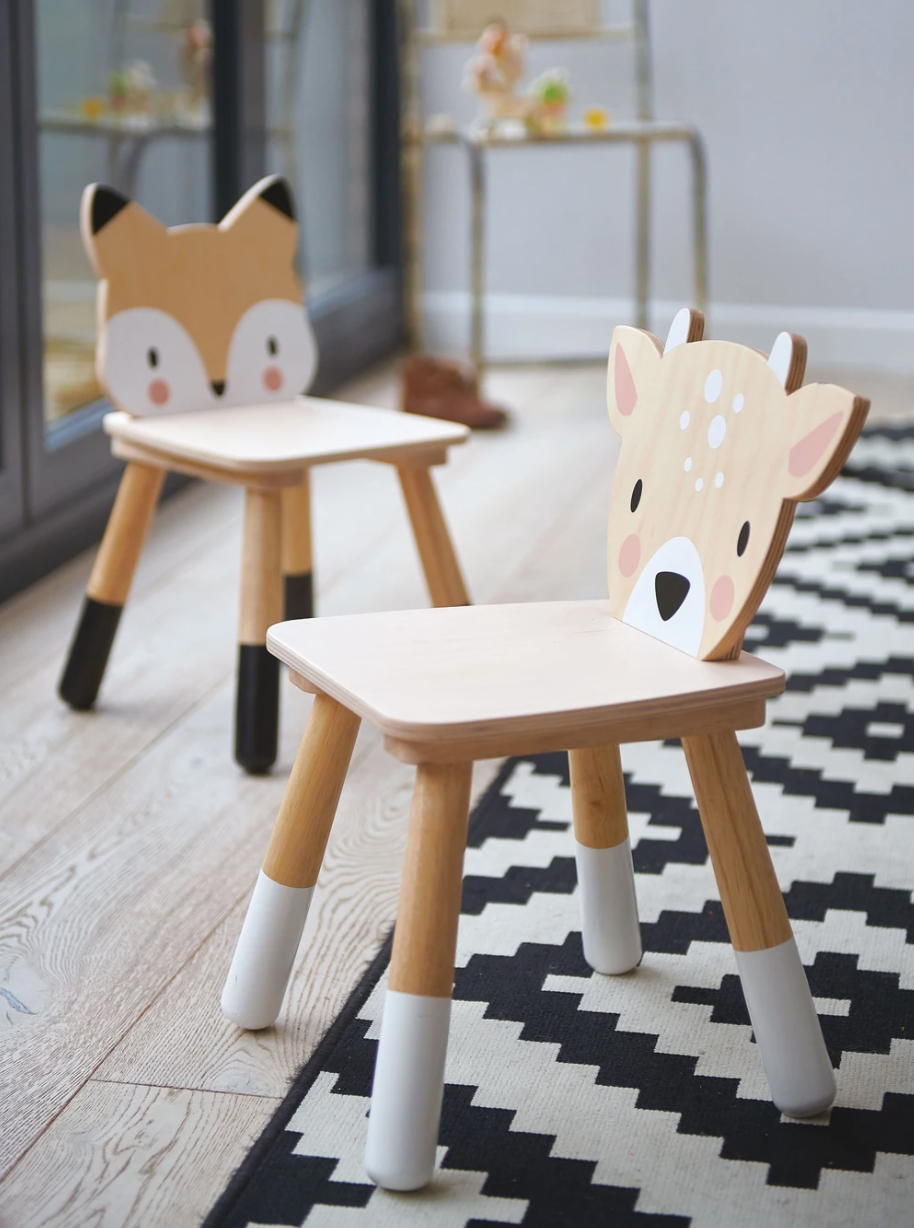 Tender Leaf Toys Wooden Chair