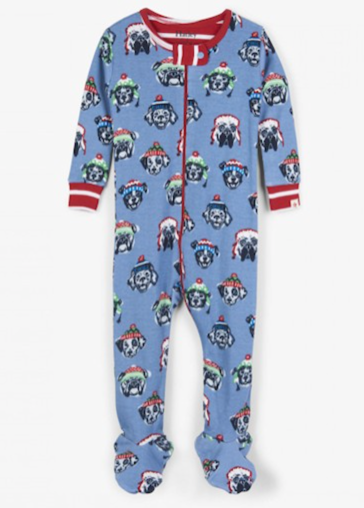 Hatley Cozy Pups Footed Coverall