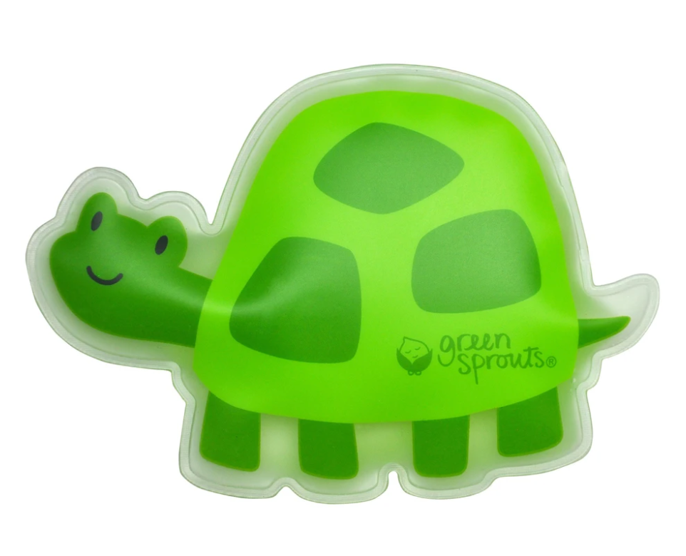 Green Sprouts Cool Calm Boo-Boo Press - Turtle