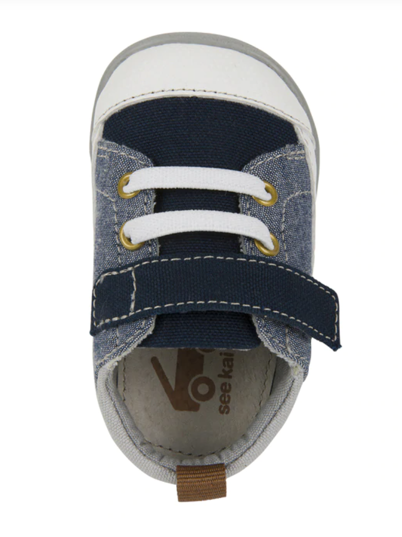 See Kai Run Stevie II - Blue Denim