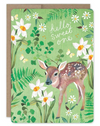 Biely & Shoaf Sweet Deer Card