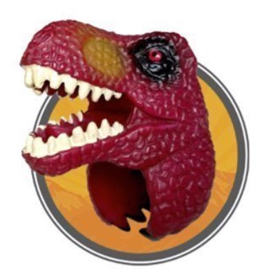 Great Pretenders Dinosaur Rings