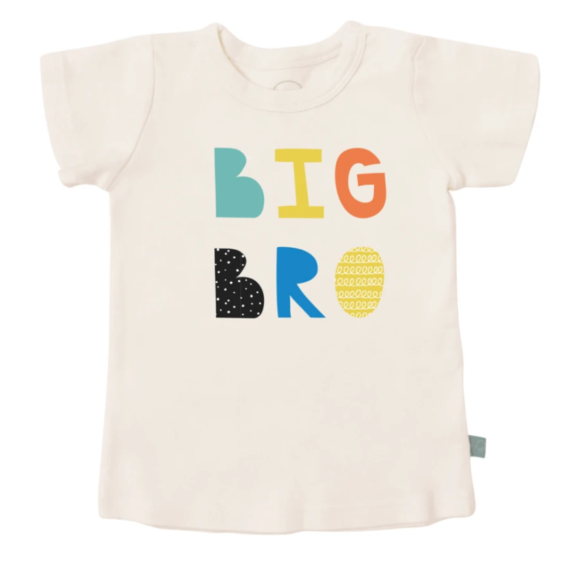 Finn & Emma Graphic Tee - Big Bro