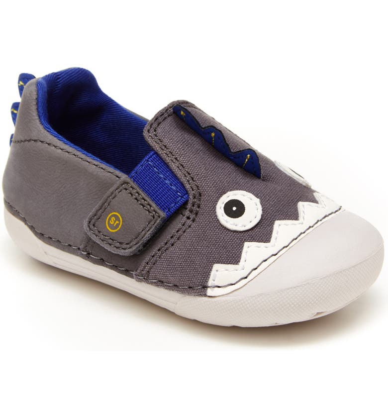 Stride Rite Soft Motion Atlas - Grey