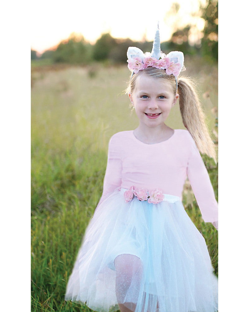 Great Pretenders Unicorn Tutu & Headband Set