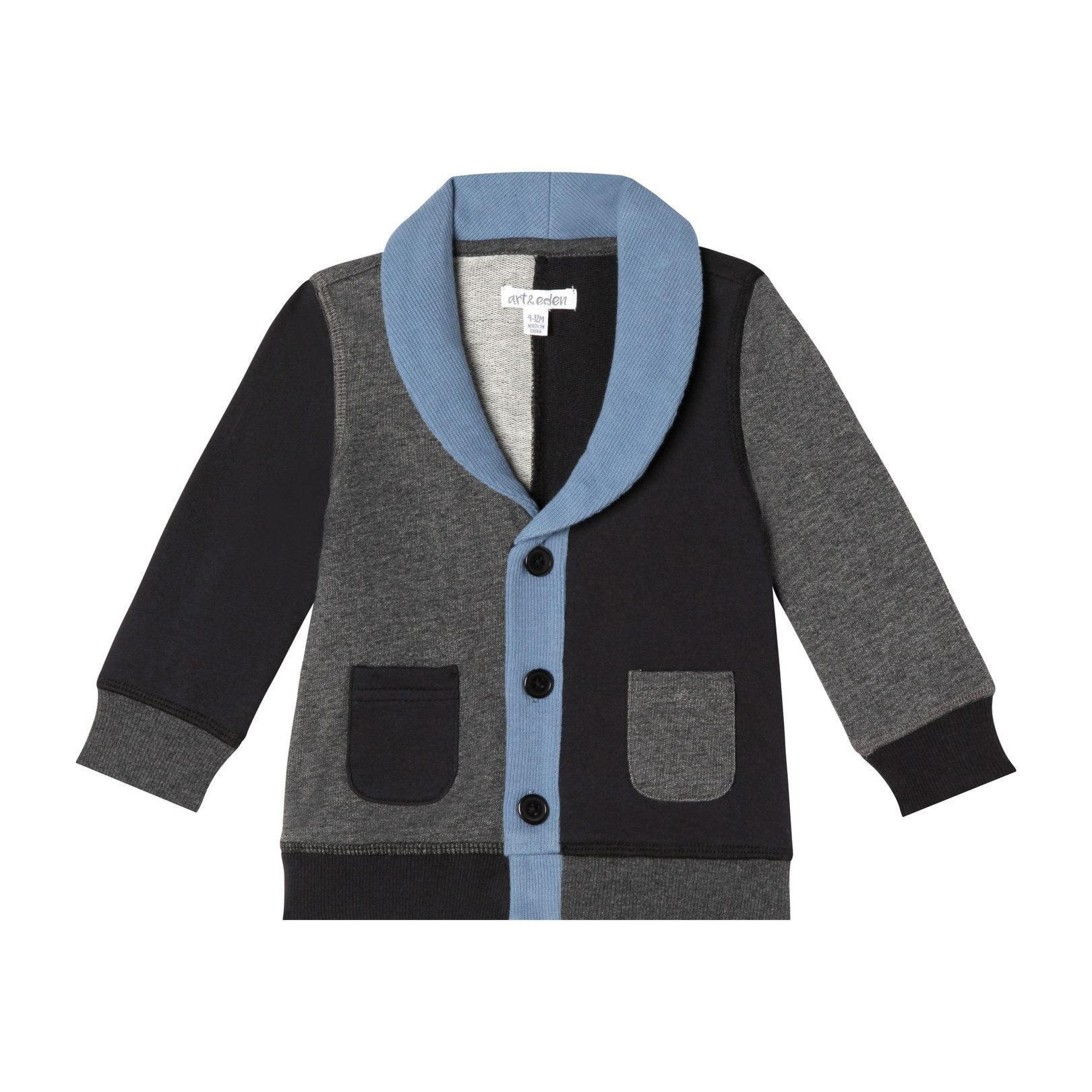 Art & Eden Organic Cotton Mini Pierre Jacket
