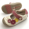 Resale C7 Momo Baby Cream Floral Mary Jane Shoes