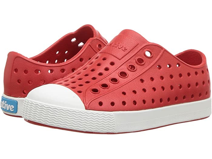 Native Jefferson - Torch Red/Shell White