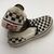 J1 Checkerboard Vans Slip-On Shoes