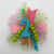 Bows for Belles 2nd Birthday Poof & Age 2 Bow