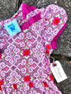 Resale 6y Karma Living Pink Lightweight Dress
