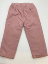 Resale 2/3Y Forest Animals Baby Boden Vest & Pink Corduroy Pants