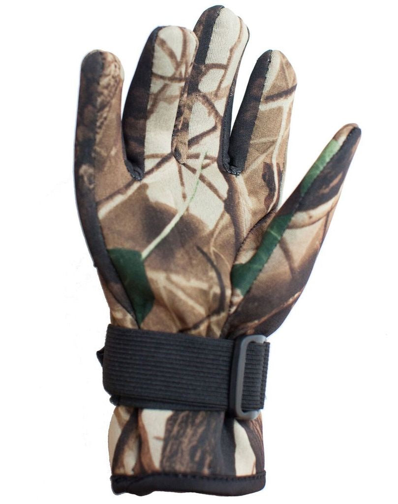 Oakiwear Neoprene Trail Gloves - Realtree Xtra® Green Camo
