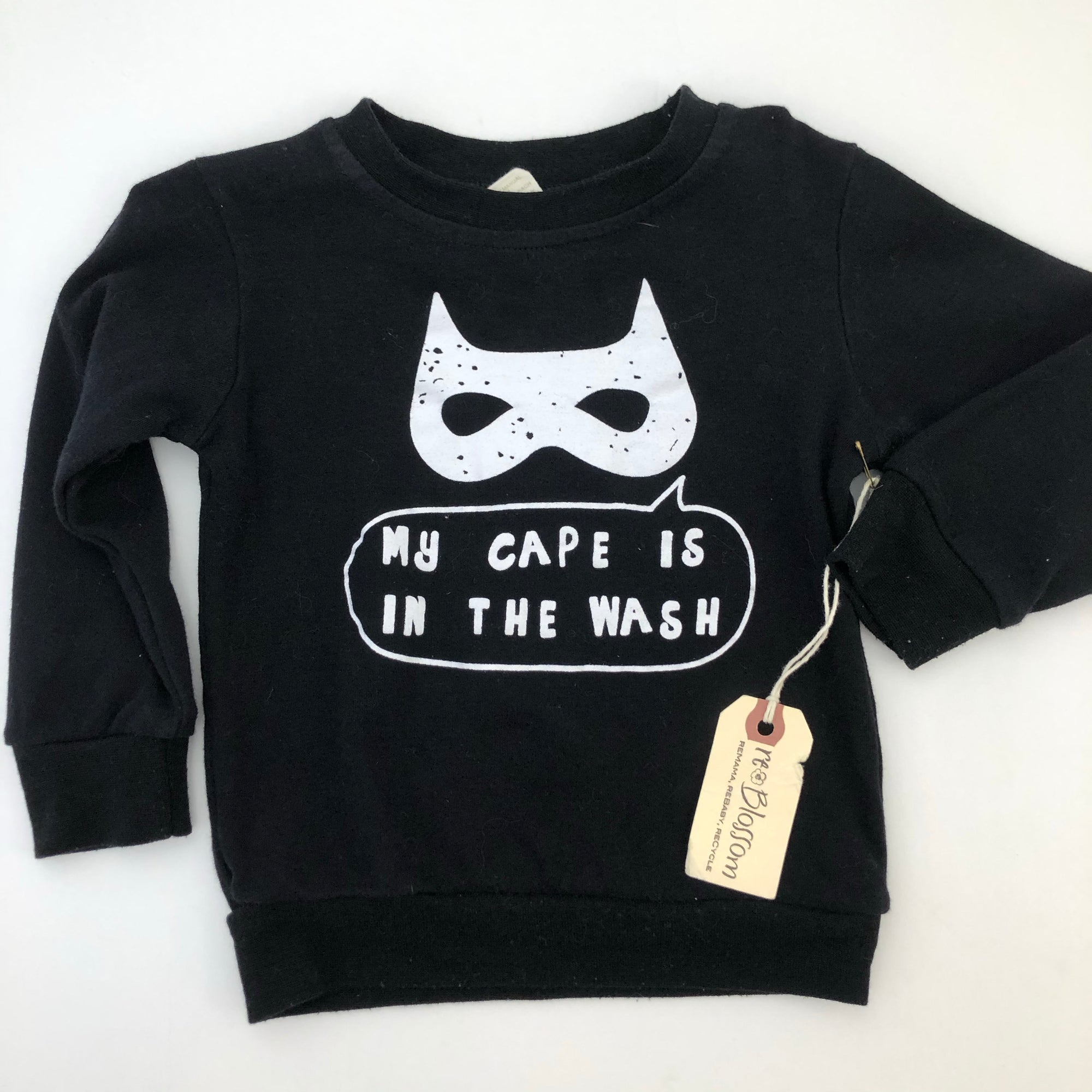 Resale 12-18 m Kids Tales My Cape is in the Wash Pullover